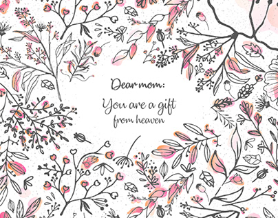 Dear Mom: Everything I am it's because of you