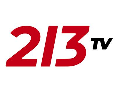 Website - 213 TV