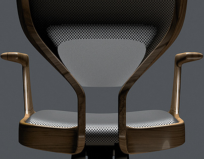 Icona Armchair Design by Ismet Cevik