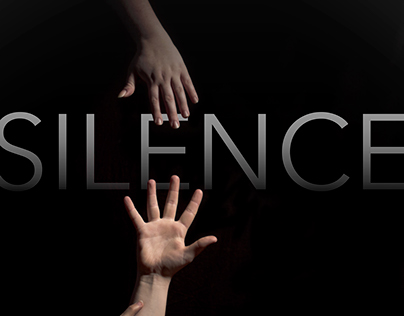 Silence - book cover