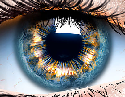 Eye - Digital Illustration