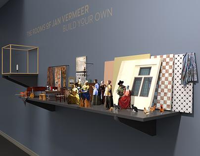 The Rooms of Jan Vermeer