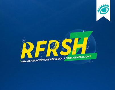 RFRSHZ - Ojo de Iberoamerica 2017 - Nuevos Talentos
