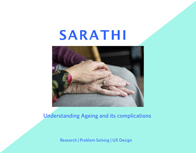 Sarathi_Understanding Ageing and its complications