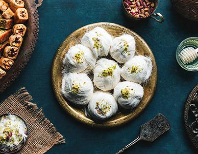 Al Qaadi Sweets l حلويات القاضي