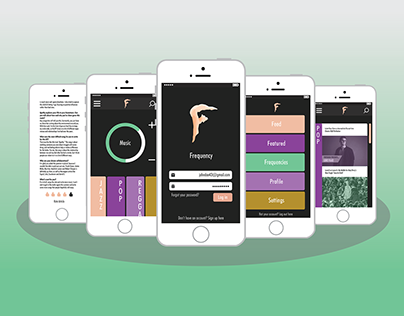 Frequency App