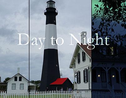 Photoshop - Day to Night