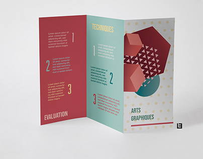 Dépliants & brochures