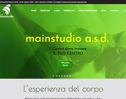 Digital Project per Mainstudio