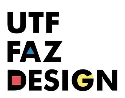 1ª Semana do TCC de Design da UTFPR, campus Curitiba