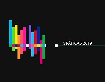 Gráficas publicitarias 2019
