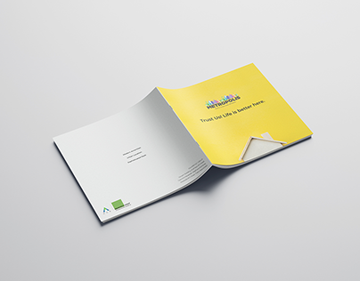 Squarefeet Group - Brochure Deisgn
