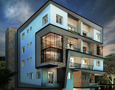 Ultra Modern Luxury Residential