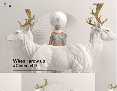 When I Grow Up #Cinema4D