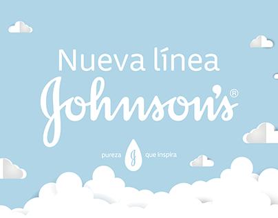 Nueva Línea Johnson's