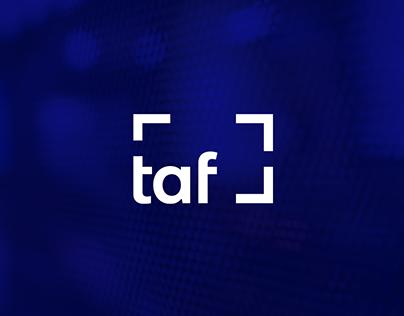 taf Media | Brand Identity and Website
