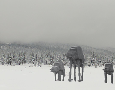 AT-AT's in TA-HOE
