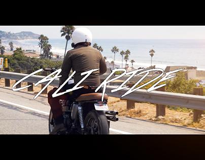 CALI RIDE | Malibu, C.A. (video)