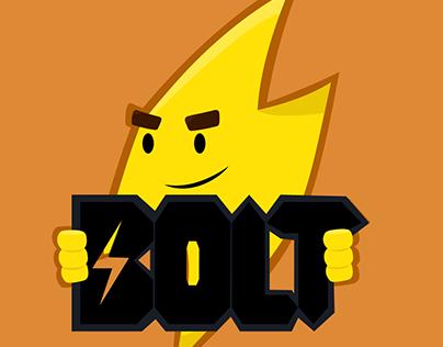 ESPORTS - Logo BOLT Competitivo