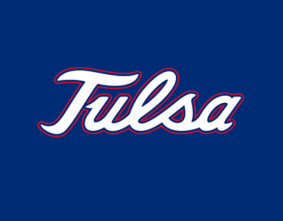 Tulsa Athletics Rebrand