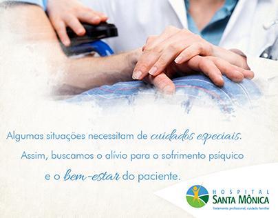 Posts Hospital Santa Mônica