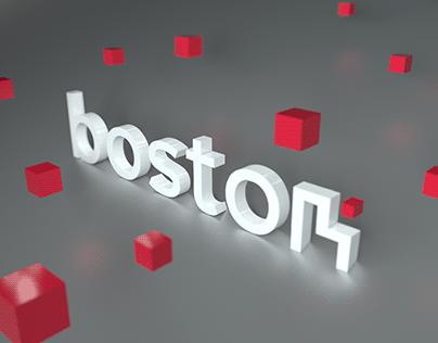Logo & Identity Boston Creative House