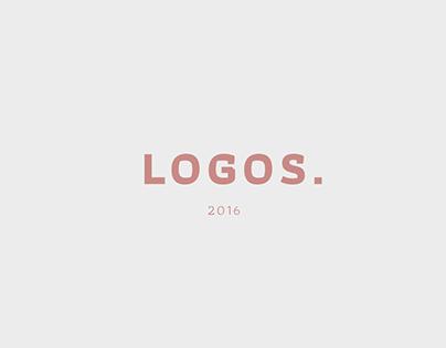 LOGOS - IDENTITIES | 2016