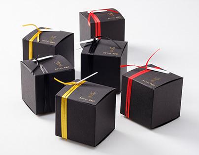 Royal Deli cookies gift boxes