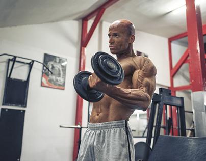 Bodybuilder - Sven