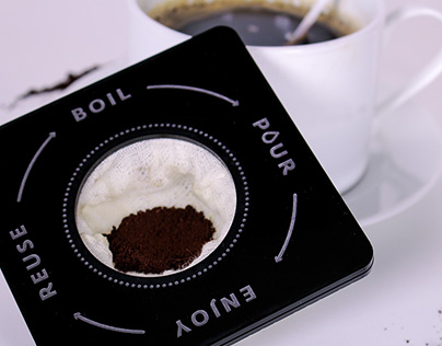 Pour Coffee Filter