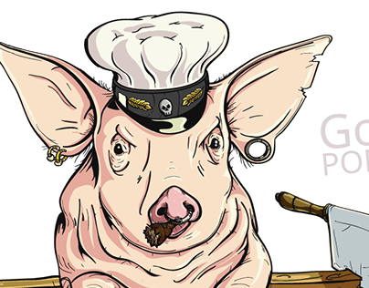 General Chef - Got pork?