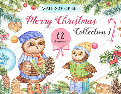 Merry Christmas Collection I