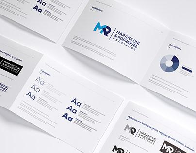 M&R Asociados - Restyling de marca y branding