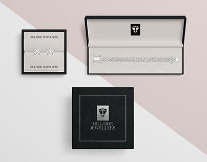 Hillside Jewellers Branding Project