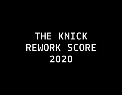 THE KNICK   Music