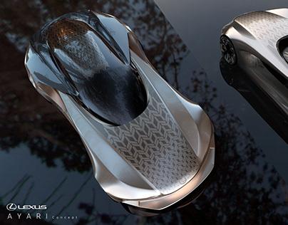 Lexus Ayari concept