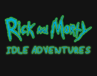 RICK AND MORTY - FANART GAMEPLAY ANIMATION