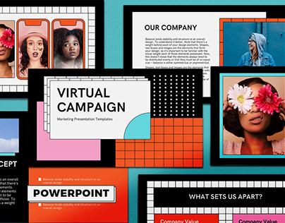 Virtual Campaign PowerPoint Presentation