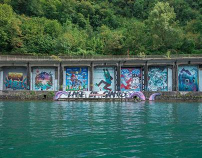 Lake of Giants '16 - Graffiti Jam