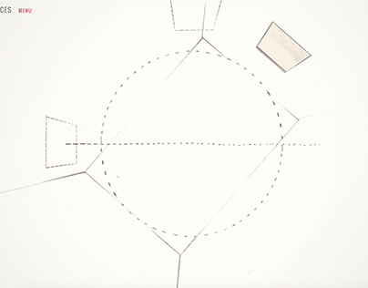 Spaces and Places - Web Animation