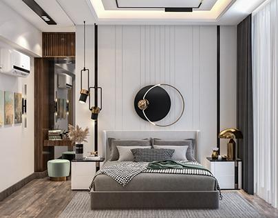 Master Bedroom ( El-patio Sheikh Zayed )