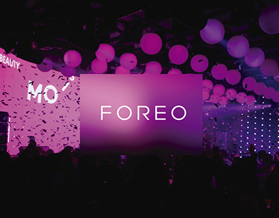 FOREO LAUNCH EVENT