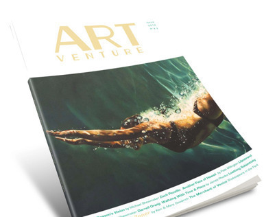 Publication - ArtVenture Magazine