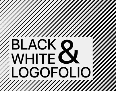 BLACK & WHITE LOGOFOLIO