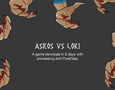 Asros vs Loki // game