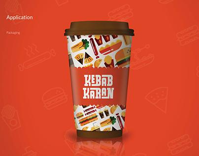 Kebab Karan Branding