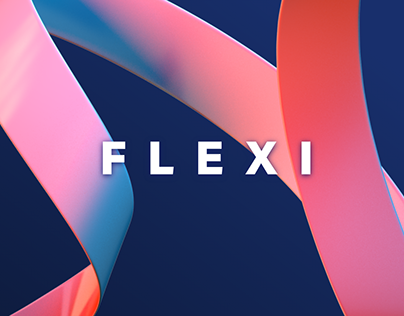 FLEXI – A Showcase App for the Launch of Adobe XD