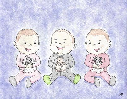 Llanos Babies