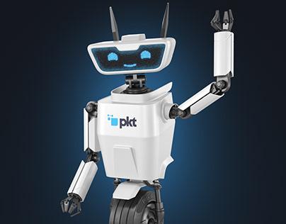 The Routie — a PKT robot