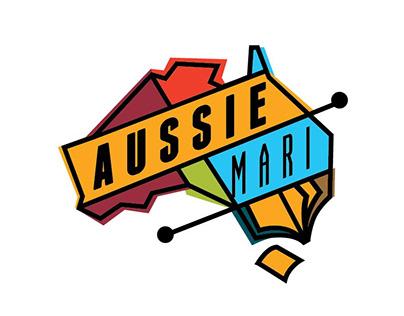 LOGO DESIGN: AUSSIE MARI (Astro Ria)